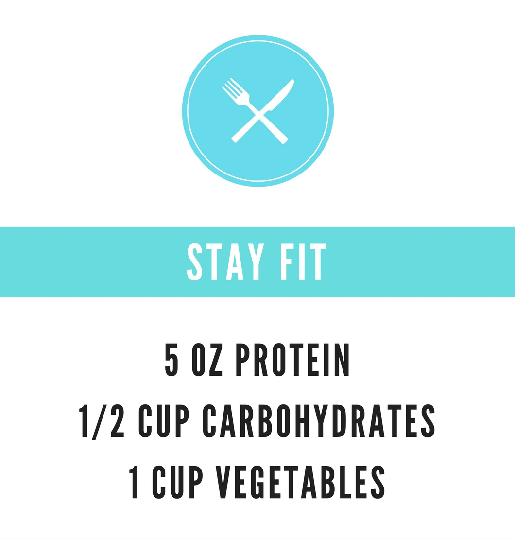 """The """"GET FIT"""" meal plan is similar to the """"Get Lean"""" plan except with extra protein and extra carbs. Designed for anyone who would like to keep their size, remain fit and awesome!You think the lean plan doesn't have enough food for you? No worries, that's why the fit plan is here!Typically calories range from 300 - 400 cal p/meal on this plan -"""