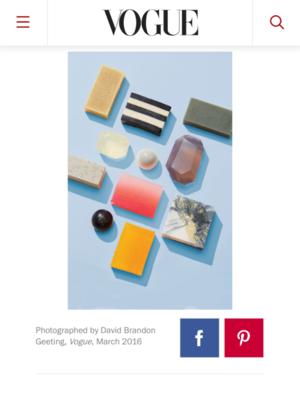 Vogue.com / Five Soapmakers Redefining Clean Design