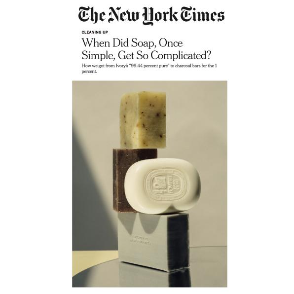 "New York Times | ""Raising the Bar"""