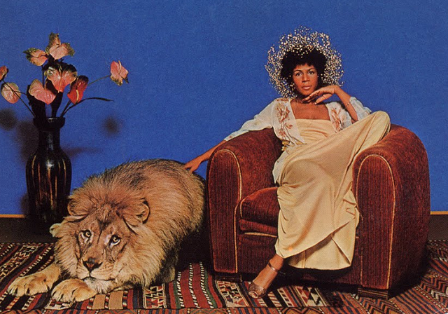 """Adventures in Paradise"" by Minnie Riperton;  May 22, 1975"