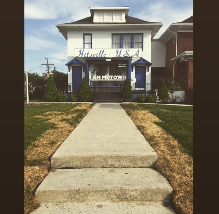 The Motown Museum aka Berry Gordy's old house