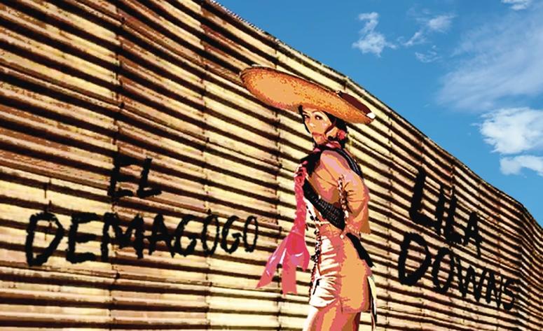 """Lila Downs """"El Demagogo"""""""