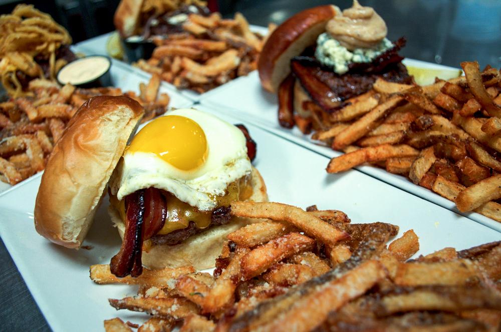Image: 80/20 Burger Bar