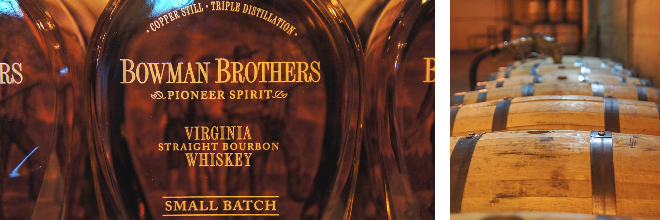 Image: A. Smith Bowman Distillery - Sean Coogan