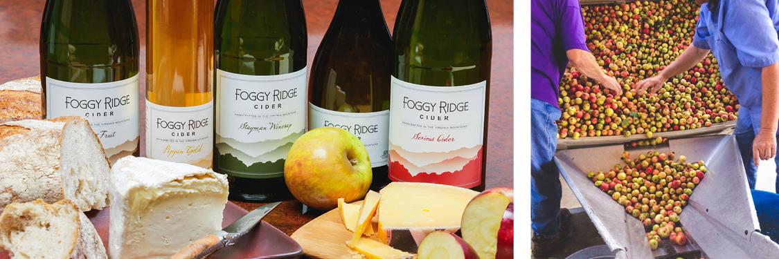 Images: Foggy Ridge Cider