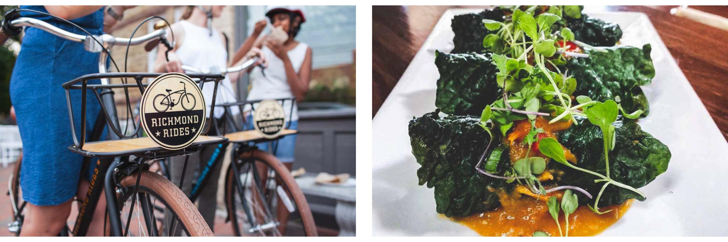 Photo Credits:  Richmond Rides  /  The Daily Kitchen & Bar