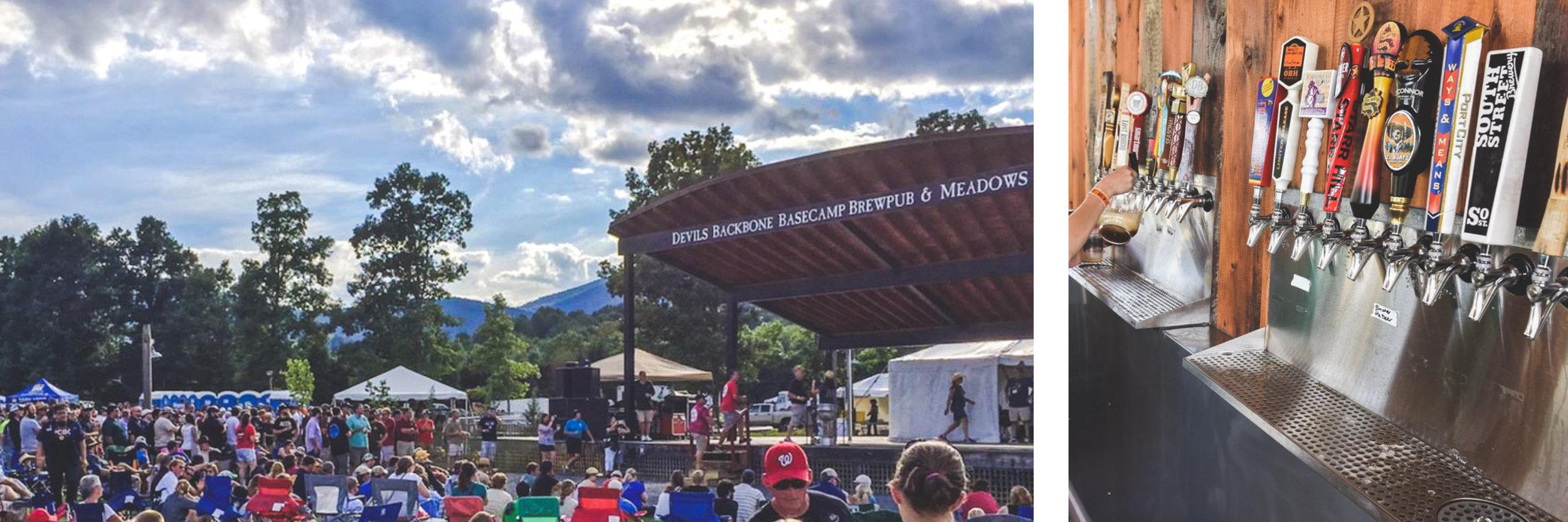 Image Credits:  Virginia Craft Brewers Festival