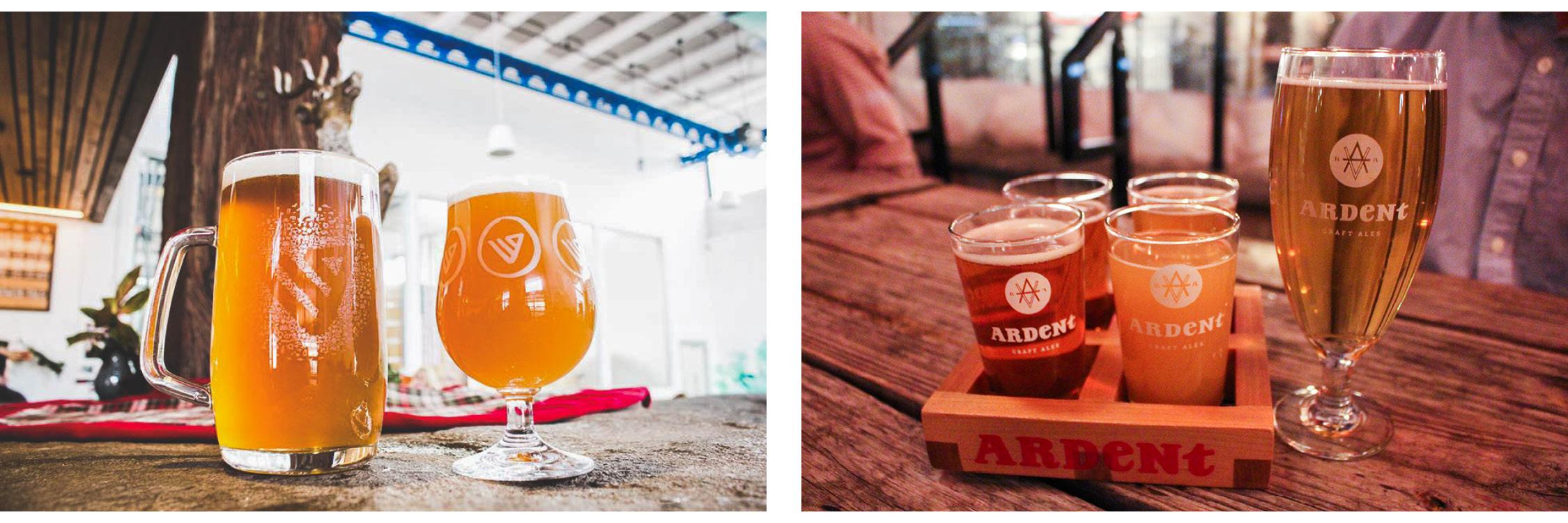 Images: Vasen Brewing / Ardent Craft Ales