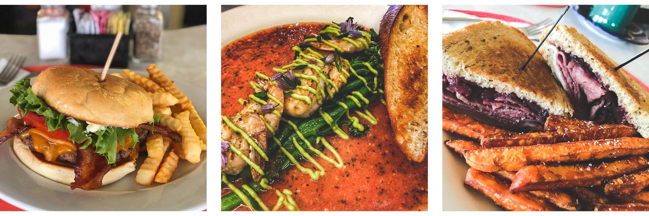 Images: Horseshoe Restaurant