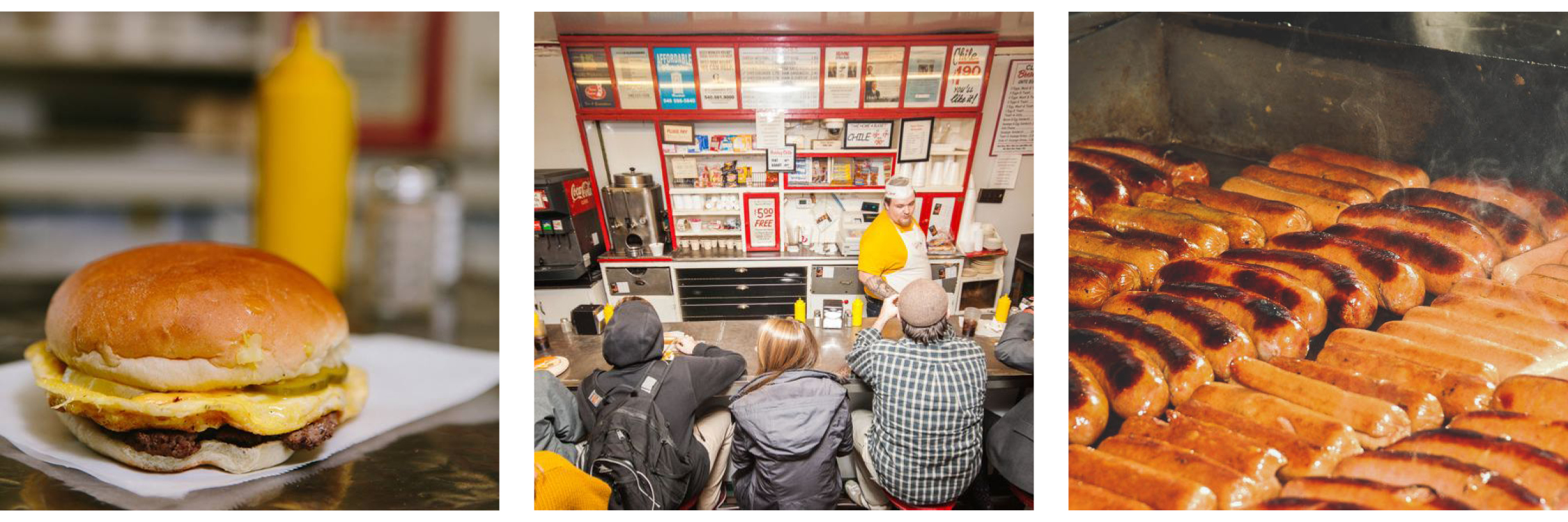 Images: Texas Tavern / Ben's Chili Bowl