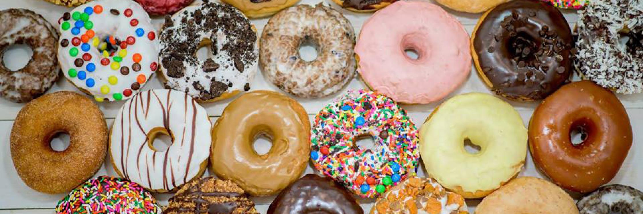 Image: Sugar Shack Donuts