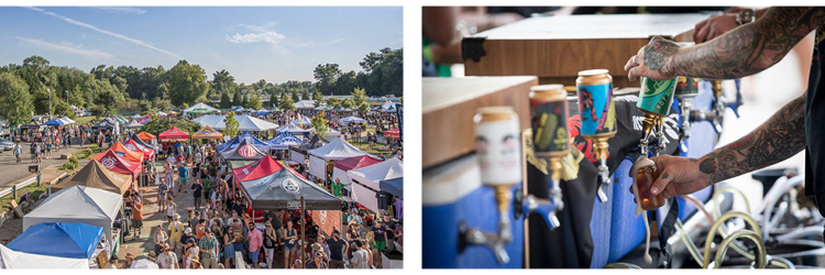Images: Virginia Craft Brewers Festival