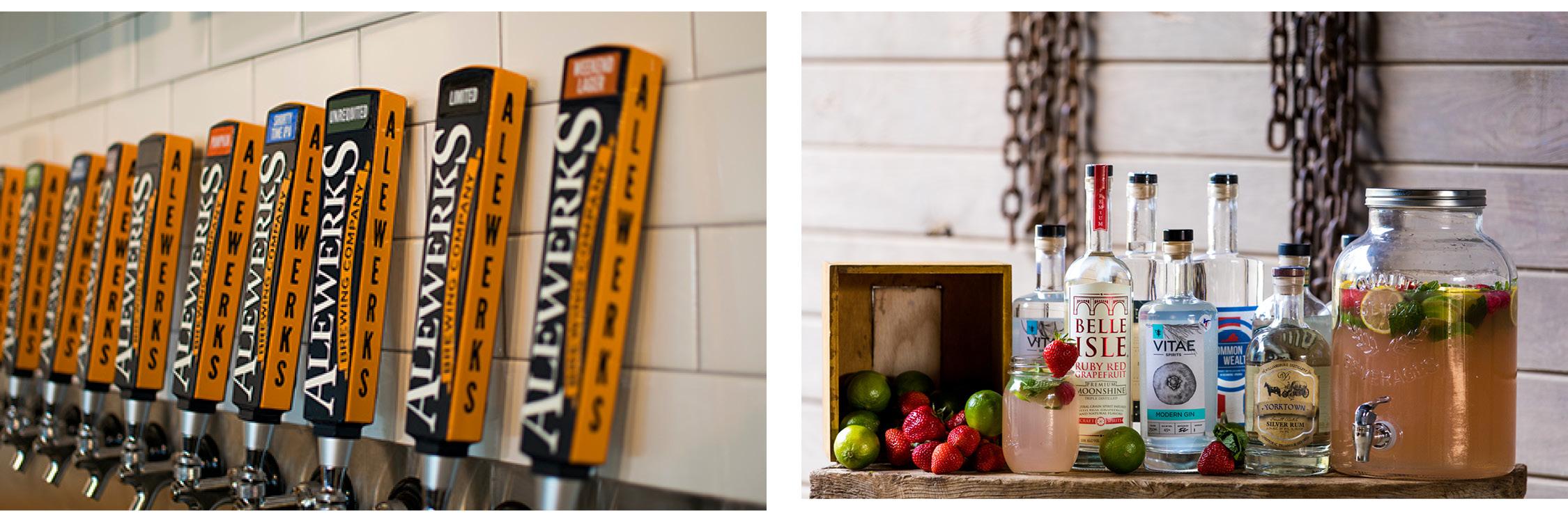 Images: Alewerks Brewing Company / VASpirits - Kate Magee