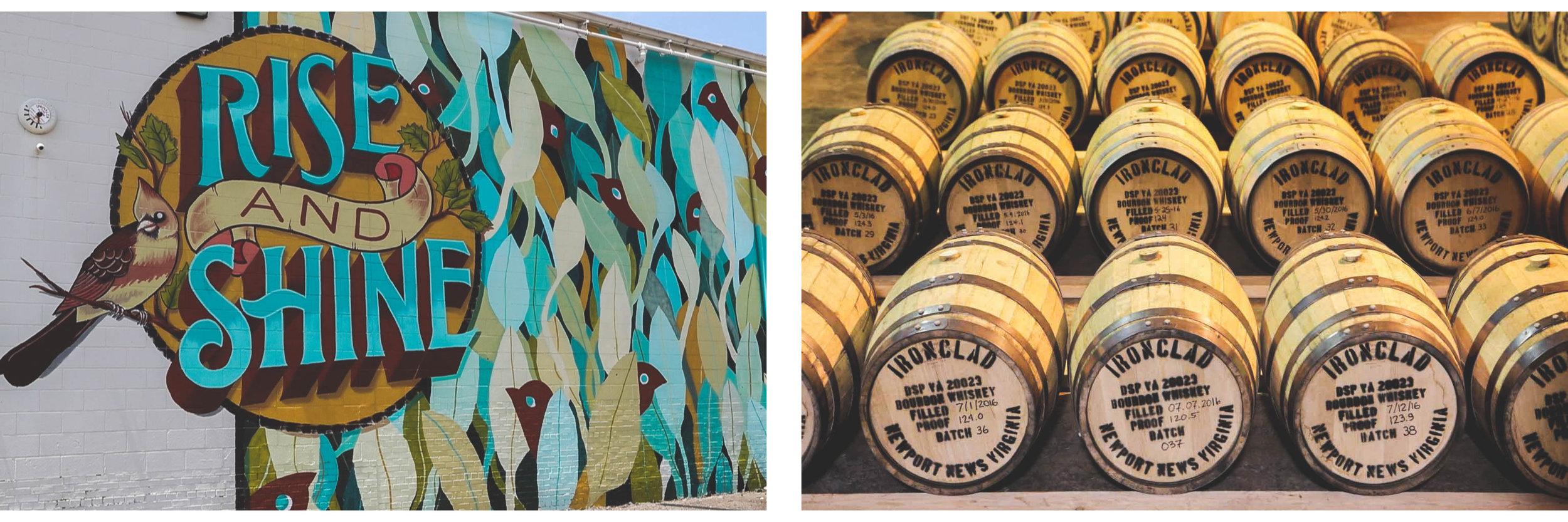 Images: Belle Isle Shine - Dan Currier / Ironclad Distillery - Dan Currier