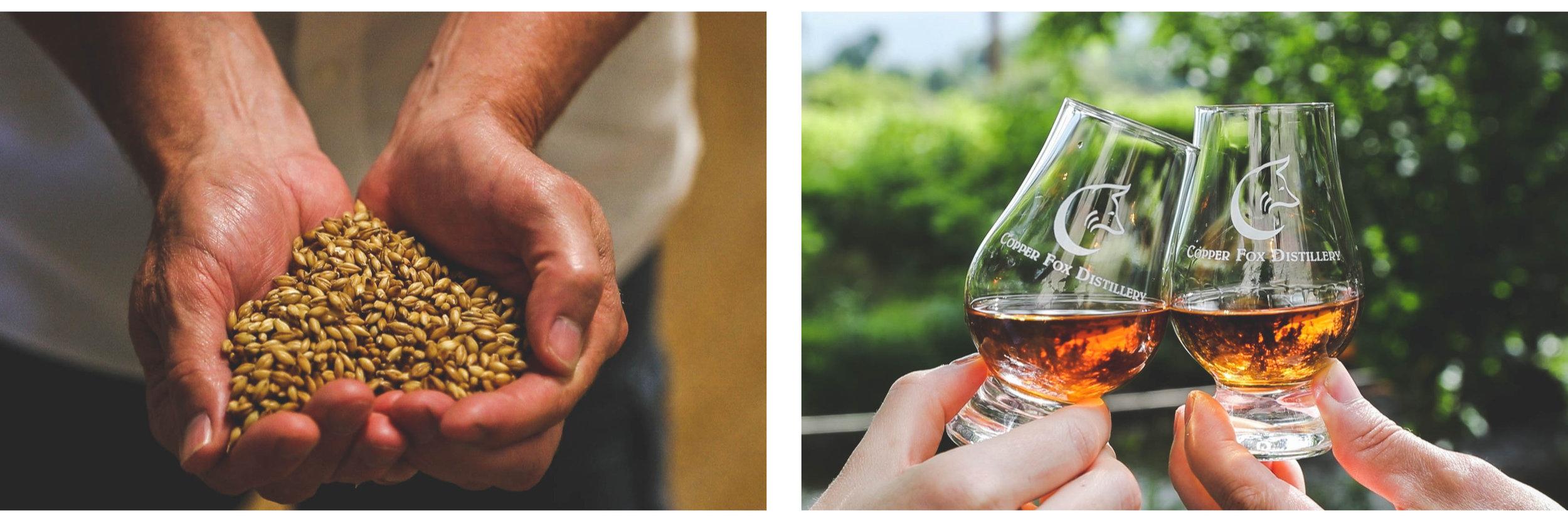 Images: Copper Fox Distillery - Dan Currier