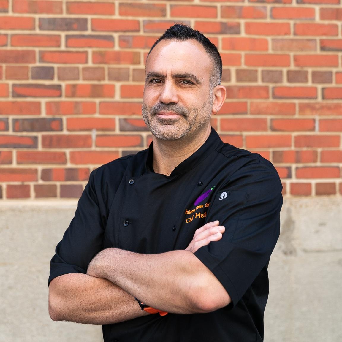 Chef Hagai Mesilati