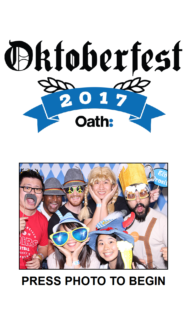Los Gatos DJ - Corporate Event -    Custom-Design Photo Booth Touchscreen Example.PNG