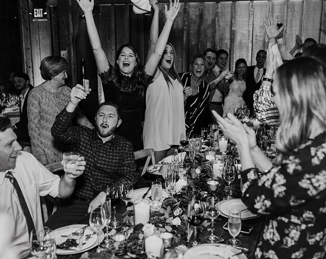 """First, we get them singing. Then, we get them dancing. 😃🎶❤️ #losgatosdj  . Thank you @brethurston for capturing it so beautifully. 📸🙌🏻  We like to create an excitement and build momentum throughout cocktails and dinner by reading the crowd and playing the music that gets everyone singing at their dinner tables to. Considering your guests and playing music for everyone leads to a packed and happy dance floor. 🎶💃🏼🕺🏻😍  . A special """"thank you"""" to @lallyevents for planning, coordinating, and designing everything so perfectly. You picked a stellar team of vendors for Maxime and Nicole's wedding day. We look forward to the next one together! 😃❤️🙌🏻 . Planning & Design: @Lally events DJ: @losgatosdj @losgatosdjcompany  Venue: @santaluciapreserve  Photograpy: @brethurston  Videography: @joshharneyproductions  Florist: @wylieweddings  Rentals: @standardpartyrentals  Lighting: @fiestalightingdesigns  Paper Products: @arrowartstudio  Transportation: @maineventtransportation  Hair & Makeup: @blushmonterey  #losgatosdjcompany #weddinginspo #weddingwednesday #californiaweddingday #loveandwildhearts #utterlyengaged #realwedding #theknot #stylemepretty #weddingphotoinspiration #junebugweddings #heyheyhellomay #greenweddingshoes #authenticlovemag #huffpostido #loverly #buzzfeedweddings #radcouples #truelovestory #risingtidesociety #pursuepretty #thatsdarling #darlingmovement #loveyou #flashesofdelight """
