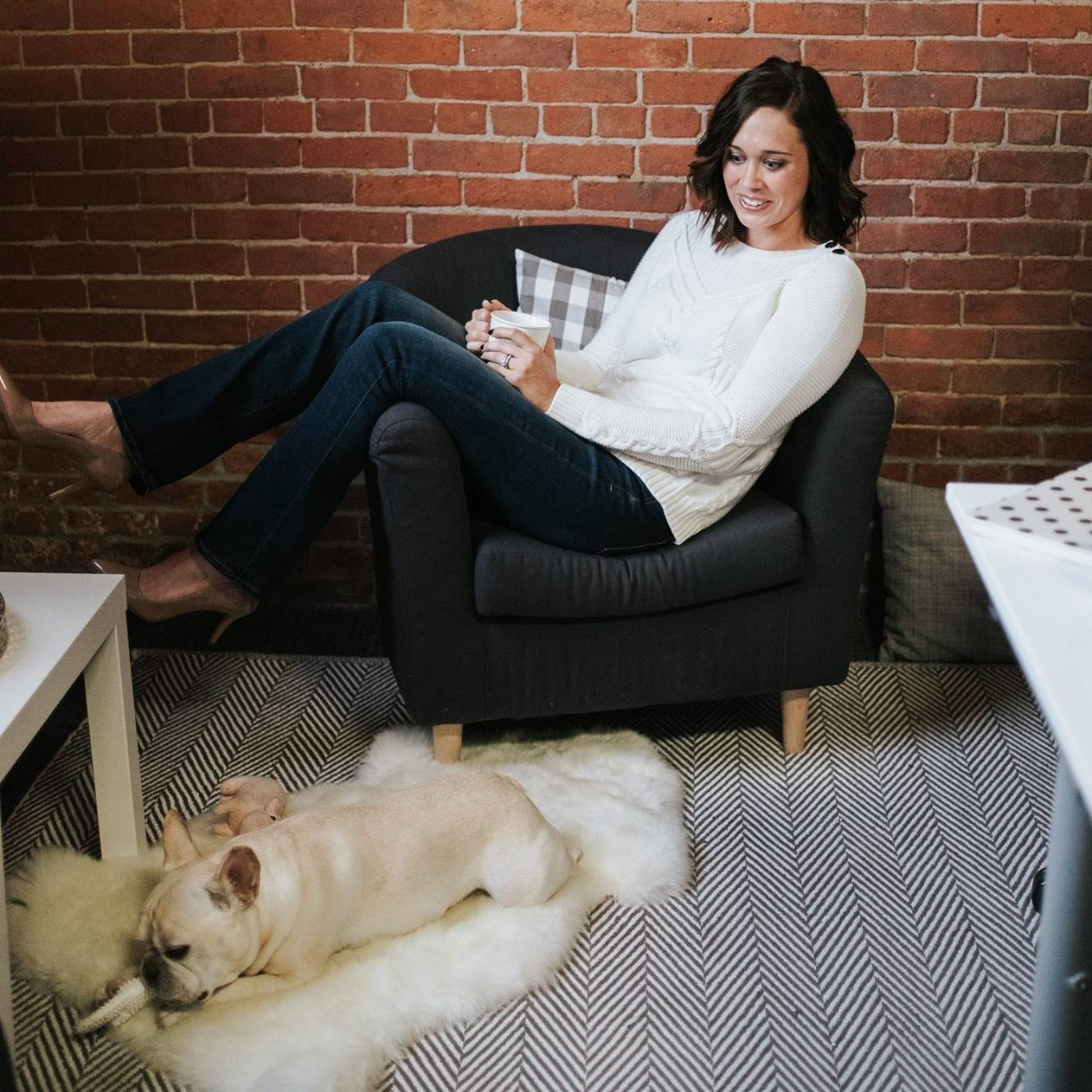 """Taken business to the next level  """"I was stuck in a bit of rut in my business. We were seeking out women who were at a stage in business that we wanted to be and that is why we approached Vanessa. She helped us streamline our business and help implement a clear suite of programs. She has helped take us out of comfort zone to a place where it was a bit scary so that we can evolve and grow. She has certainly stretched us which has beee uncomfortable but it has forced us to do things that we were avoiding. I now enjoy going into the office instead of feeling overwhelmed. She has been motivating and supportive and worth every penny of the investment """"   - Amy, Marketing + Small Business Strategist (watch Amy's story  HERE )"""