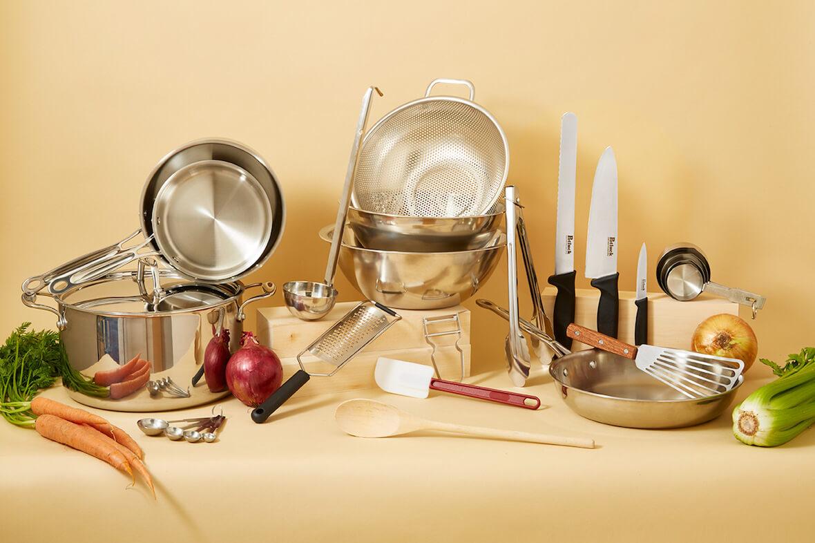 Glossier Alums, PotLuck Kitchenware