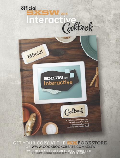 SXSW Cookbook, Tech App