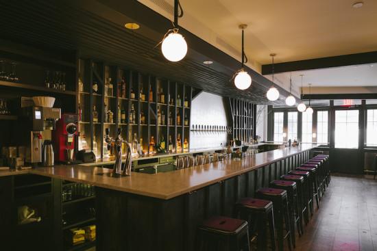 Wassail Cider Bar Lower East Side Manhattan Edible