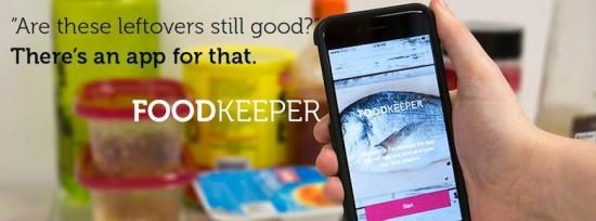 USDA Food Waste App