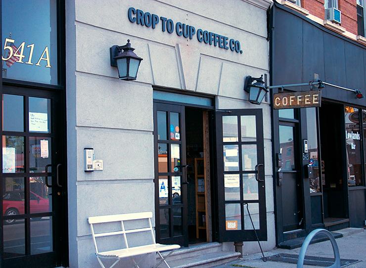 Crop to Cup: Gowanus, Sprudge