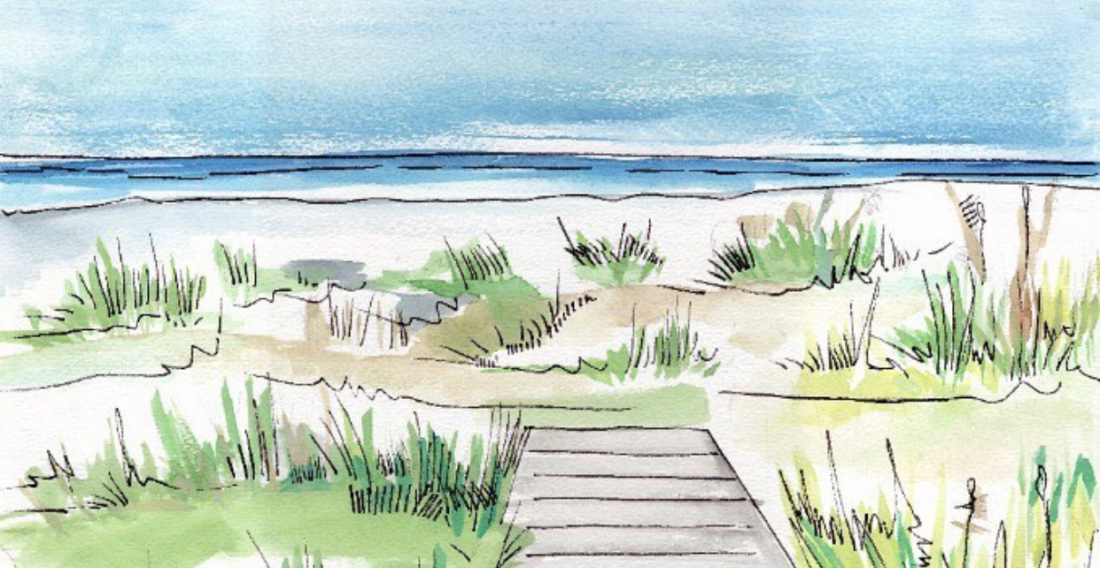 Folly Beach, South Carolina Commission