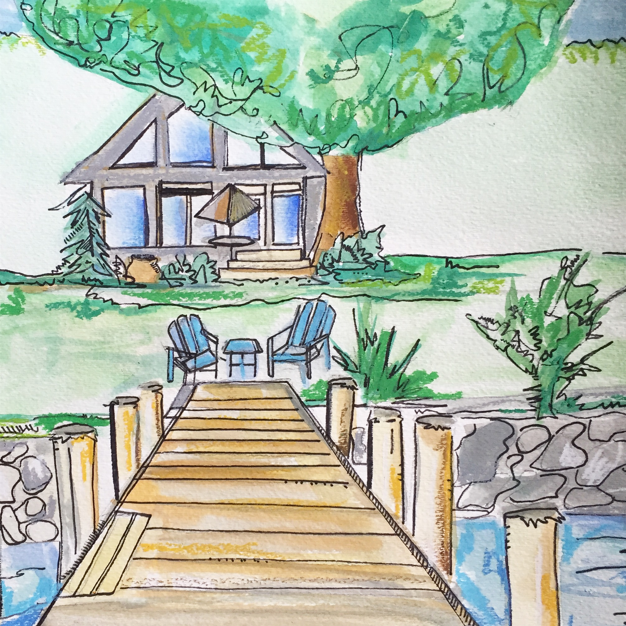 Kent Island, Maryland Commission