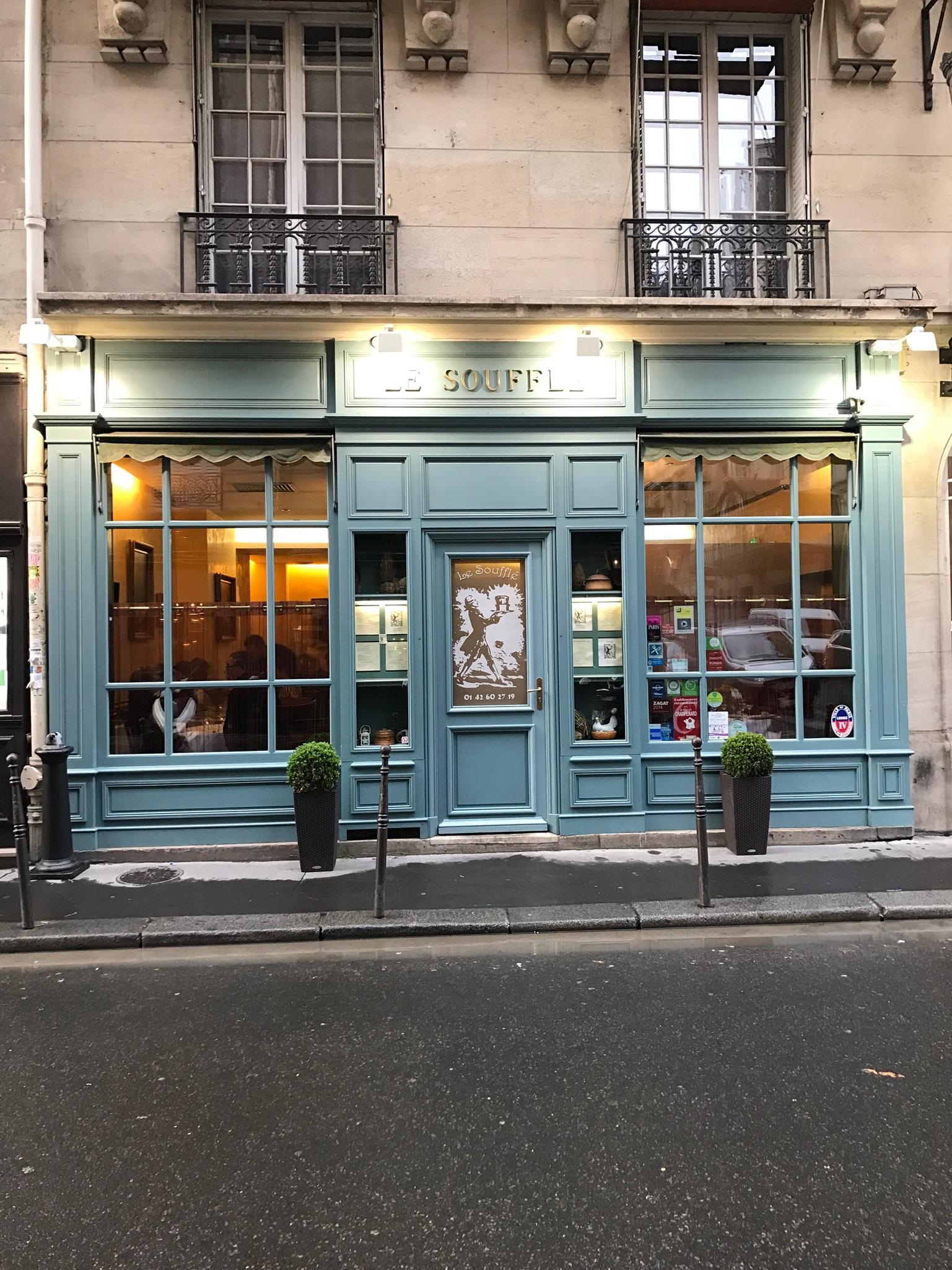 Le Soufflé