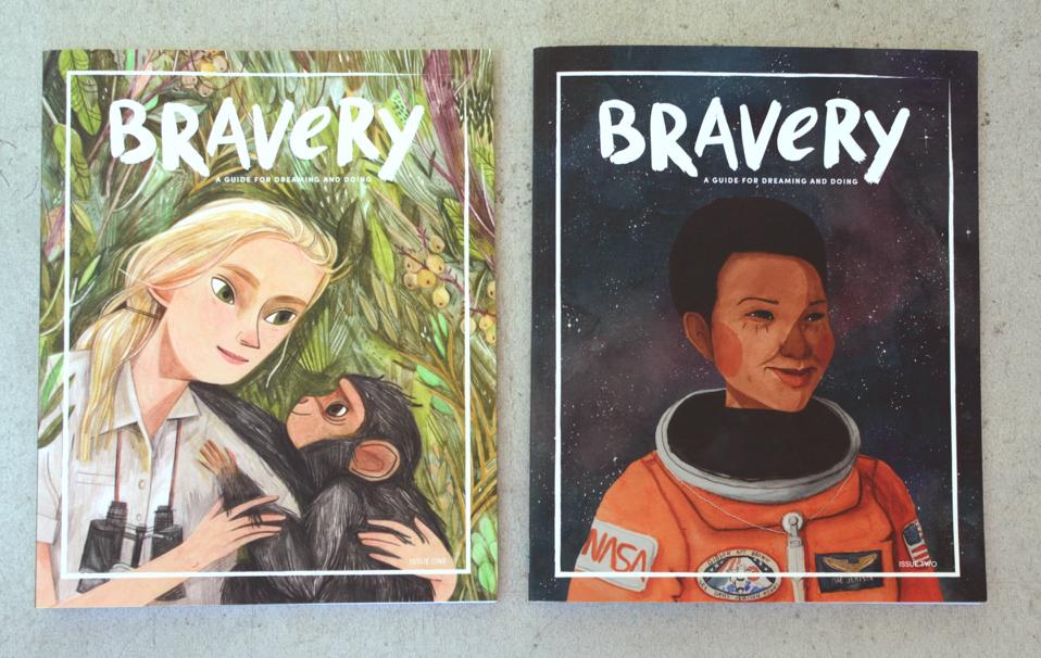 Bravery Mag