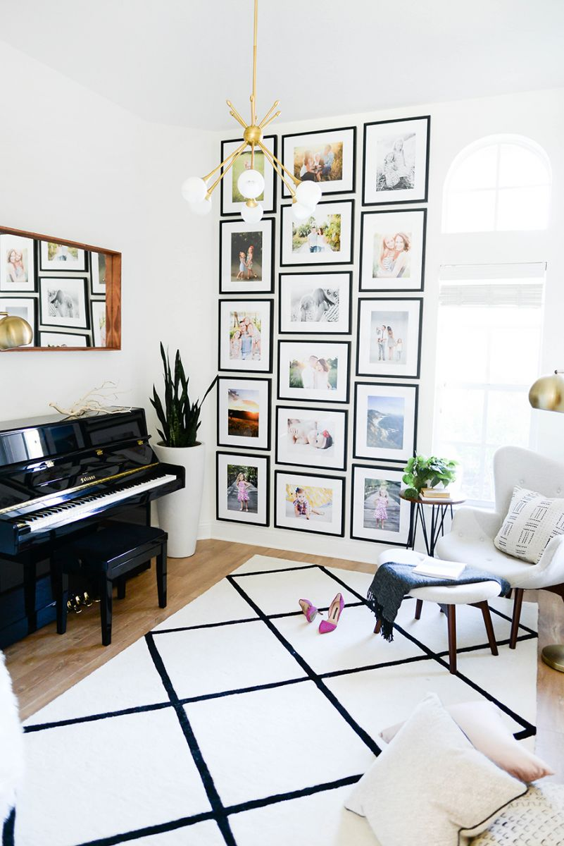 image courtesy of Shay Cochrane's  Home Tour  with Curated Interior.