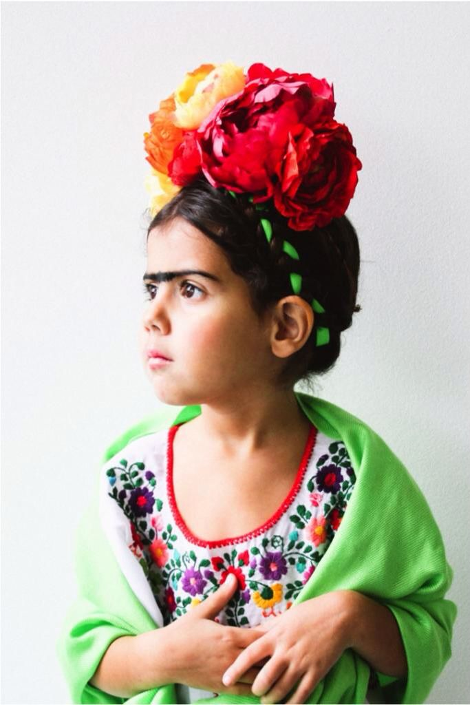 Frida Kahlo wins! Image courtesy of  Pinterest .