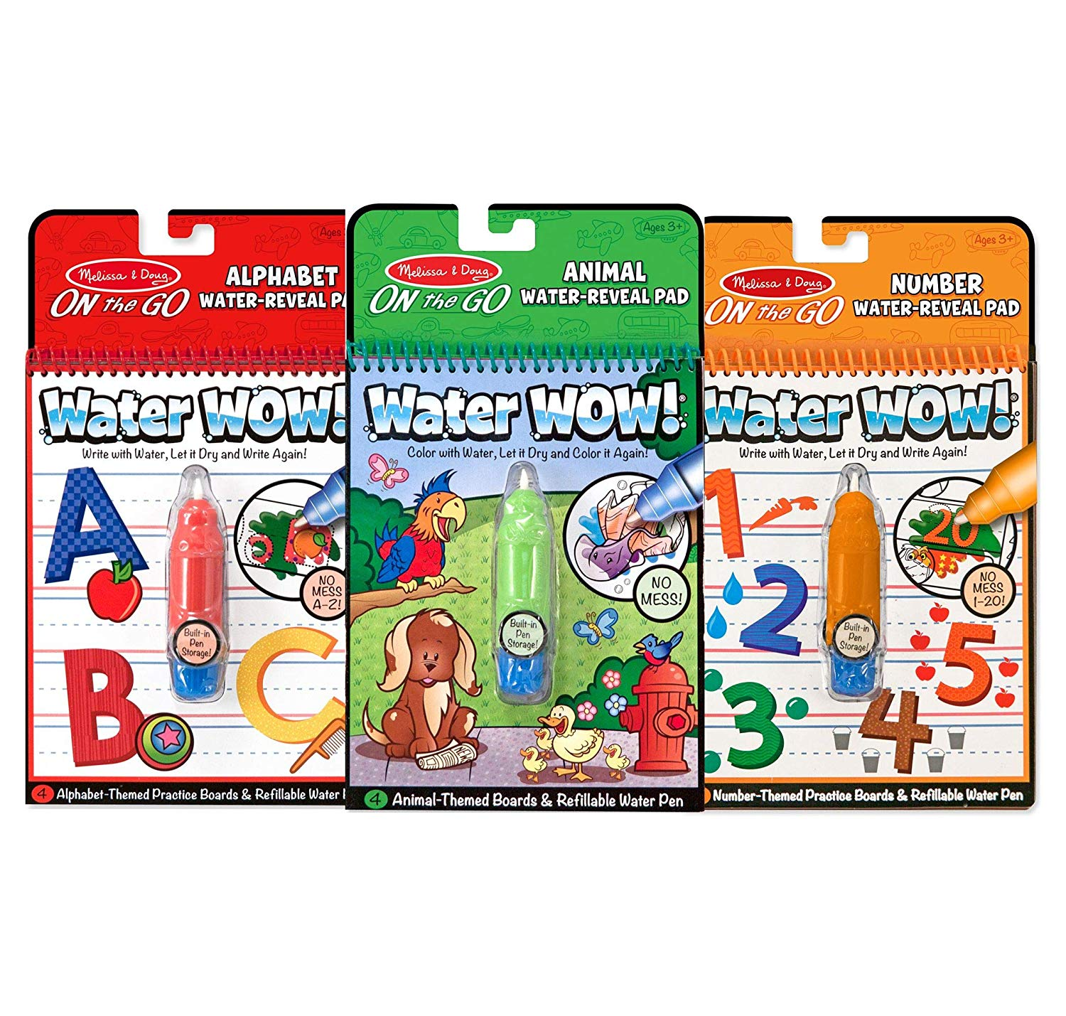Melissa and Doug Water Wow