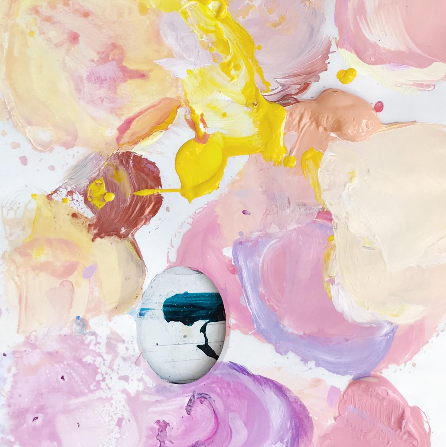 Art by Megan painting palette