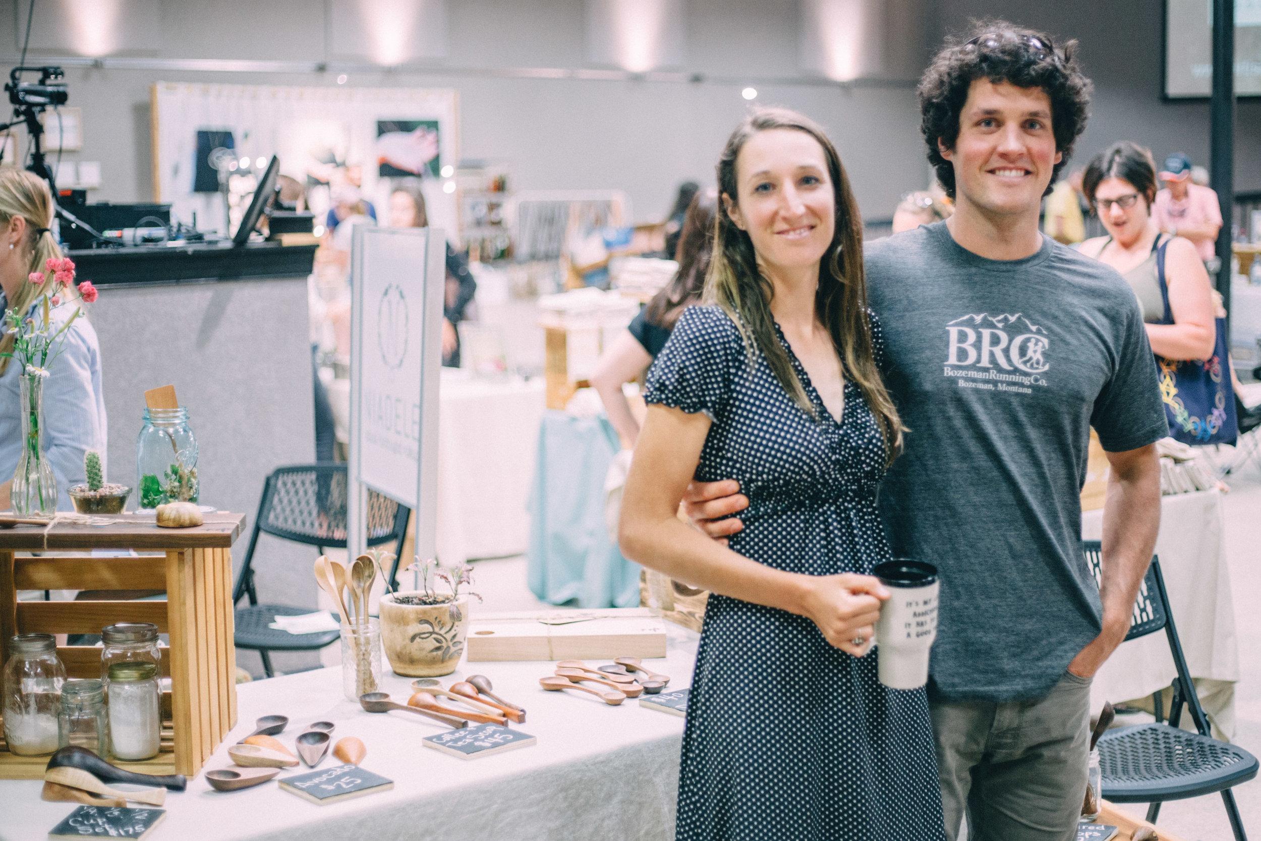 2015 Summer Market Vendors, Heart-n-Hand. Photo by Daniel Barlow