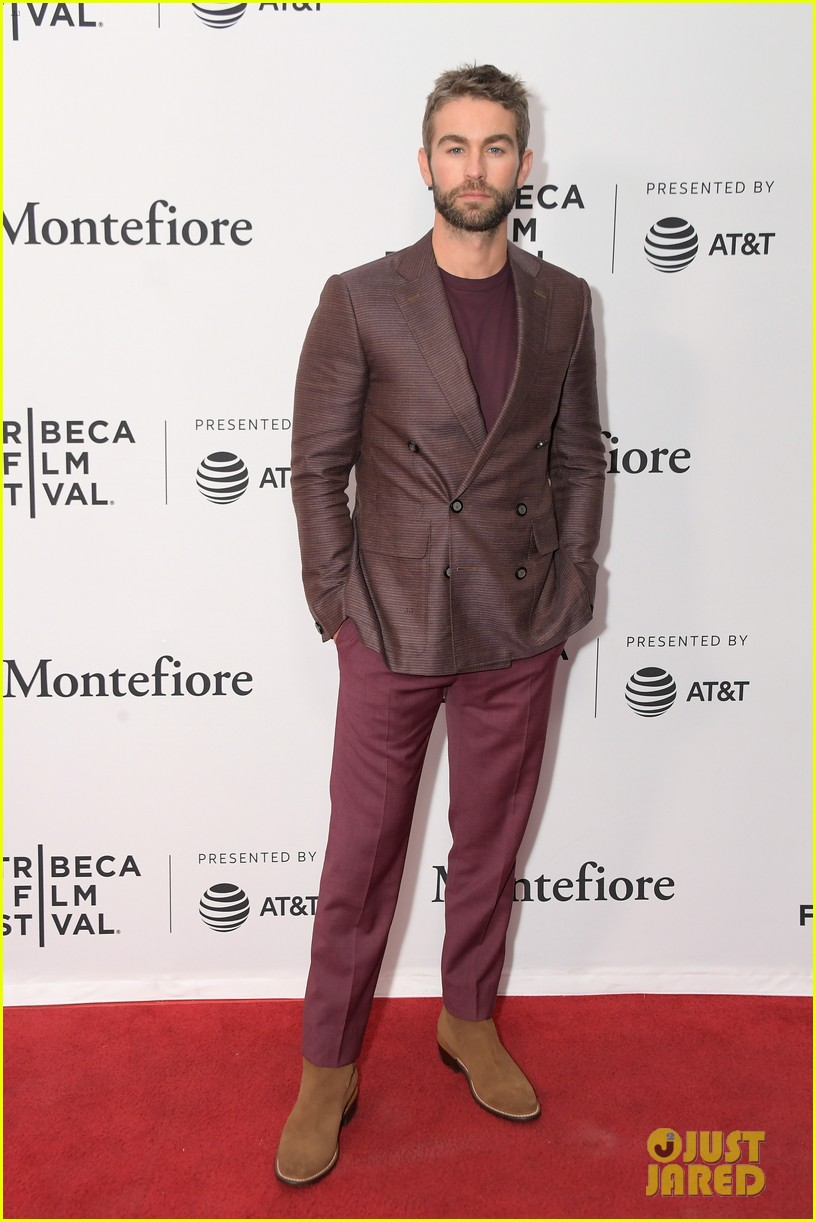 CHACE CRAWFORD // The Boys Premiere