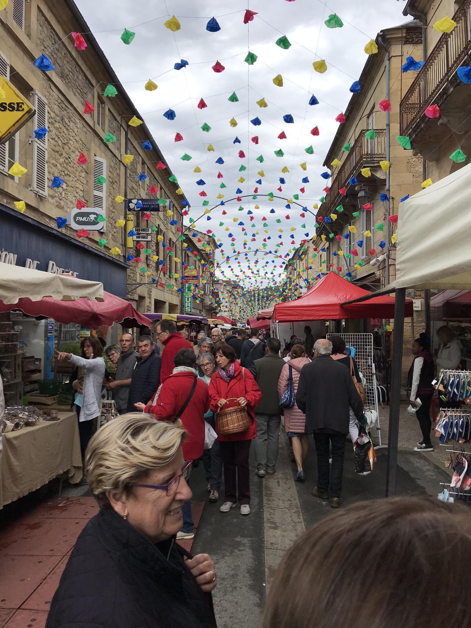 St-Cyprian market