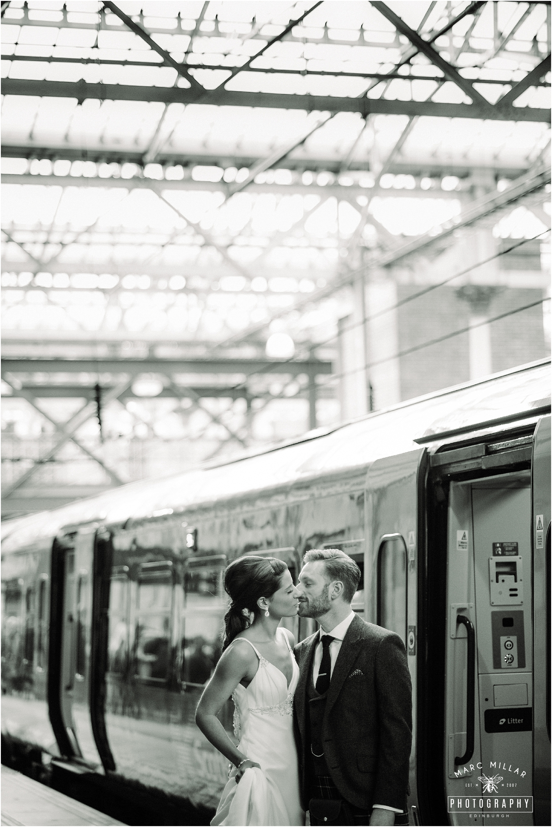 The Balmoral Wedding Photography by Marc Millar Photography