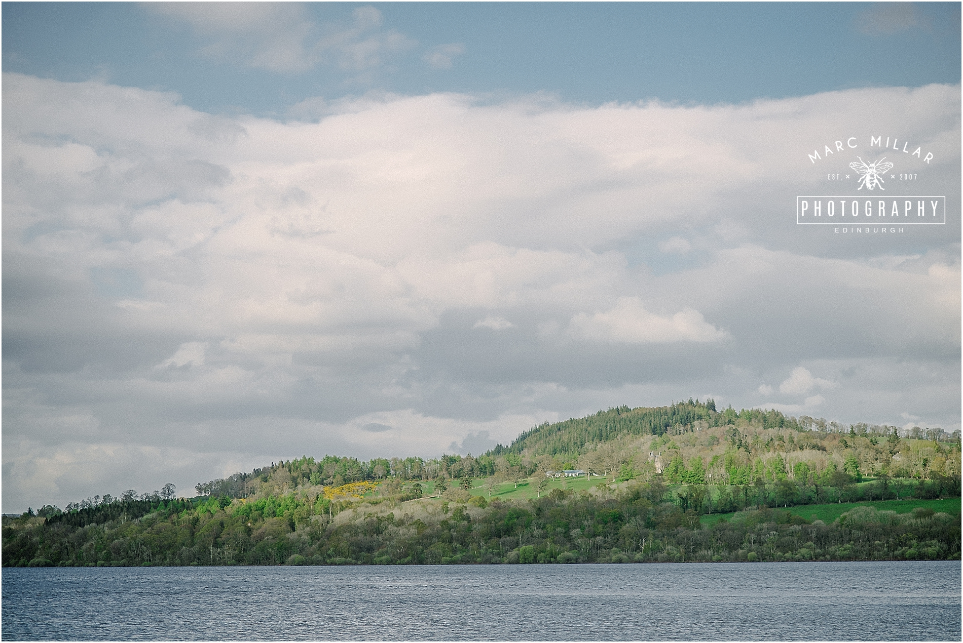 Boturich Castle Wedding Photography by Marc Millar Photography