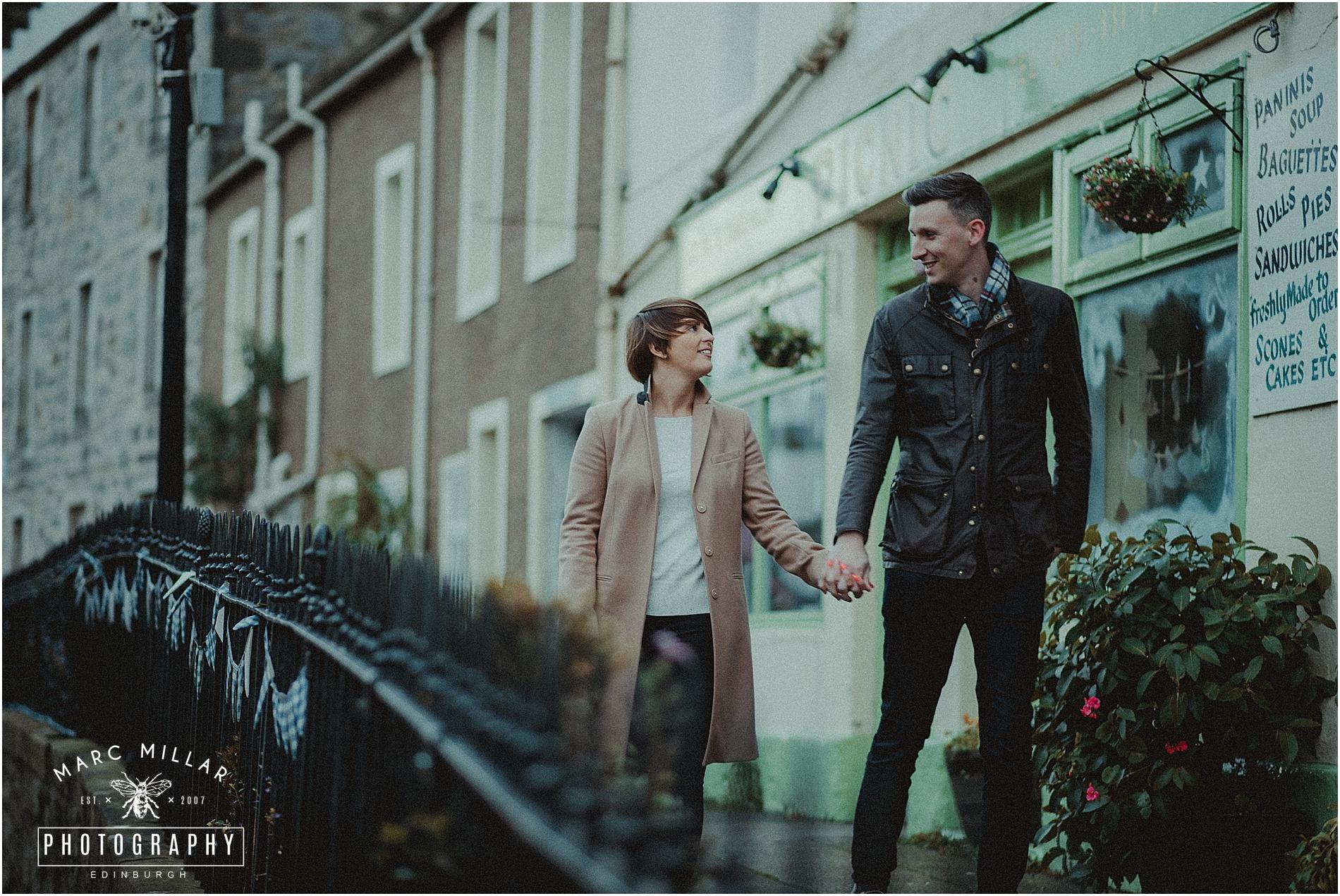 Pre Wedding shoot by Marc Millar Photography