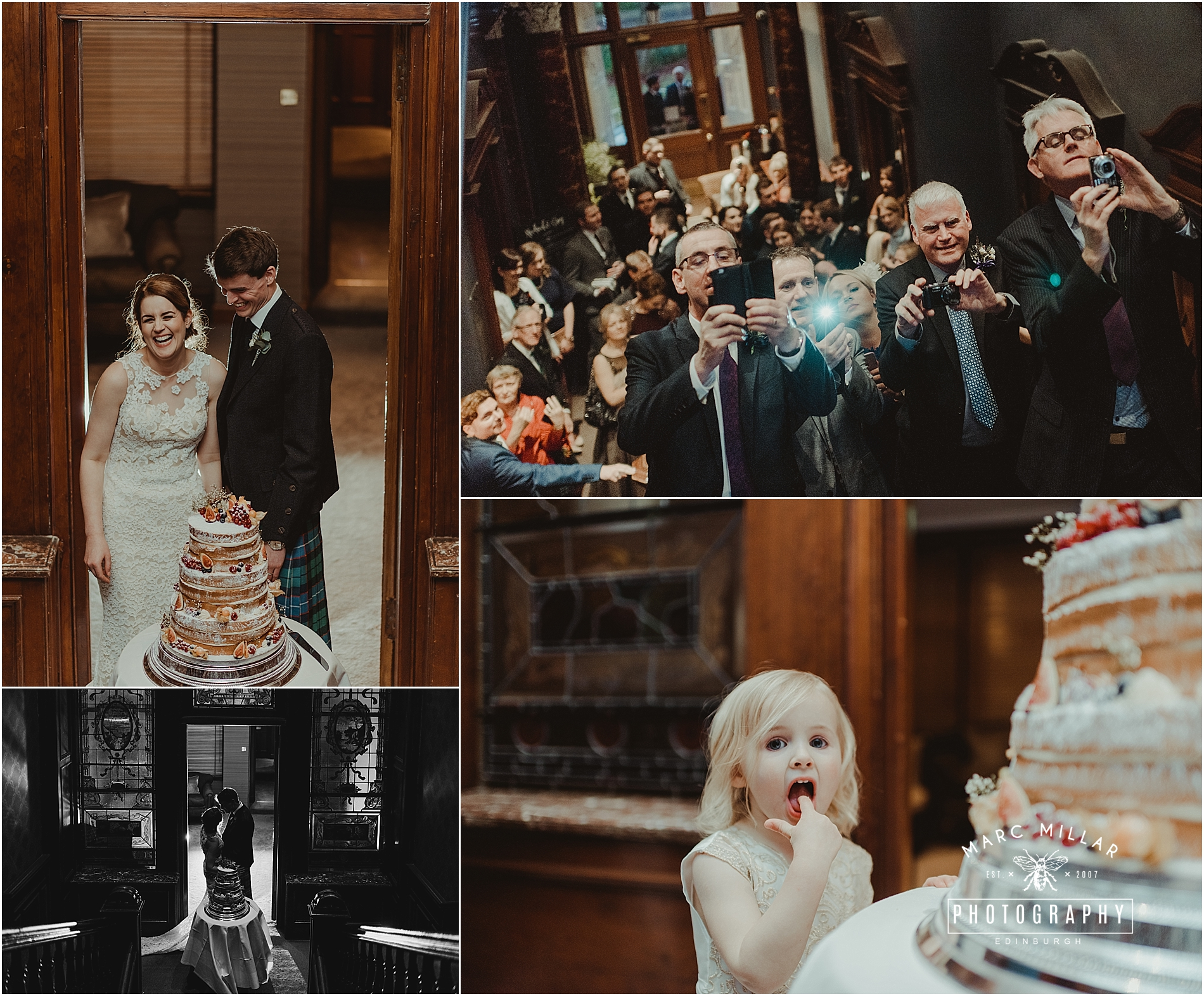 One Devonshire Gardens Wedding Shoot by Marc Millar Photography