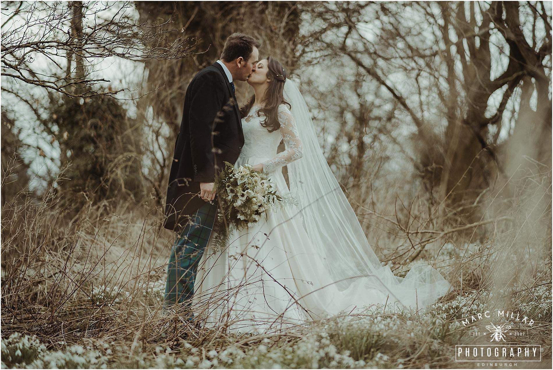 Dalmahoy Wedding Shoot by Marc Millar Photography