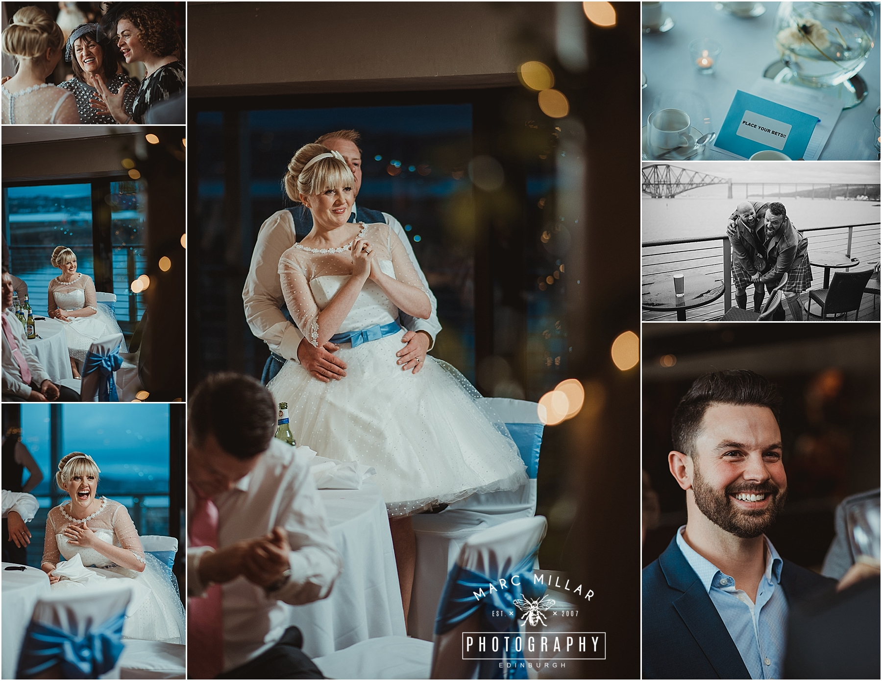 Orocco Pier Wedding Photography by Marc Millar Photography
