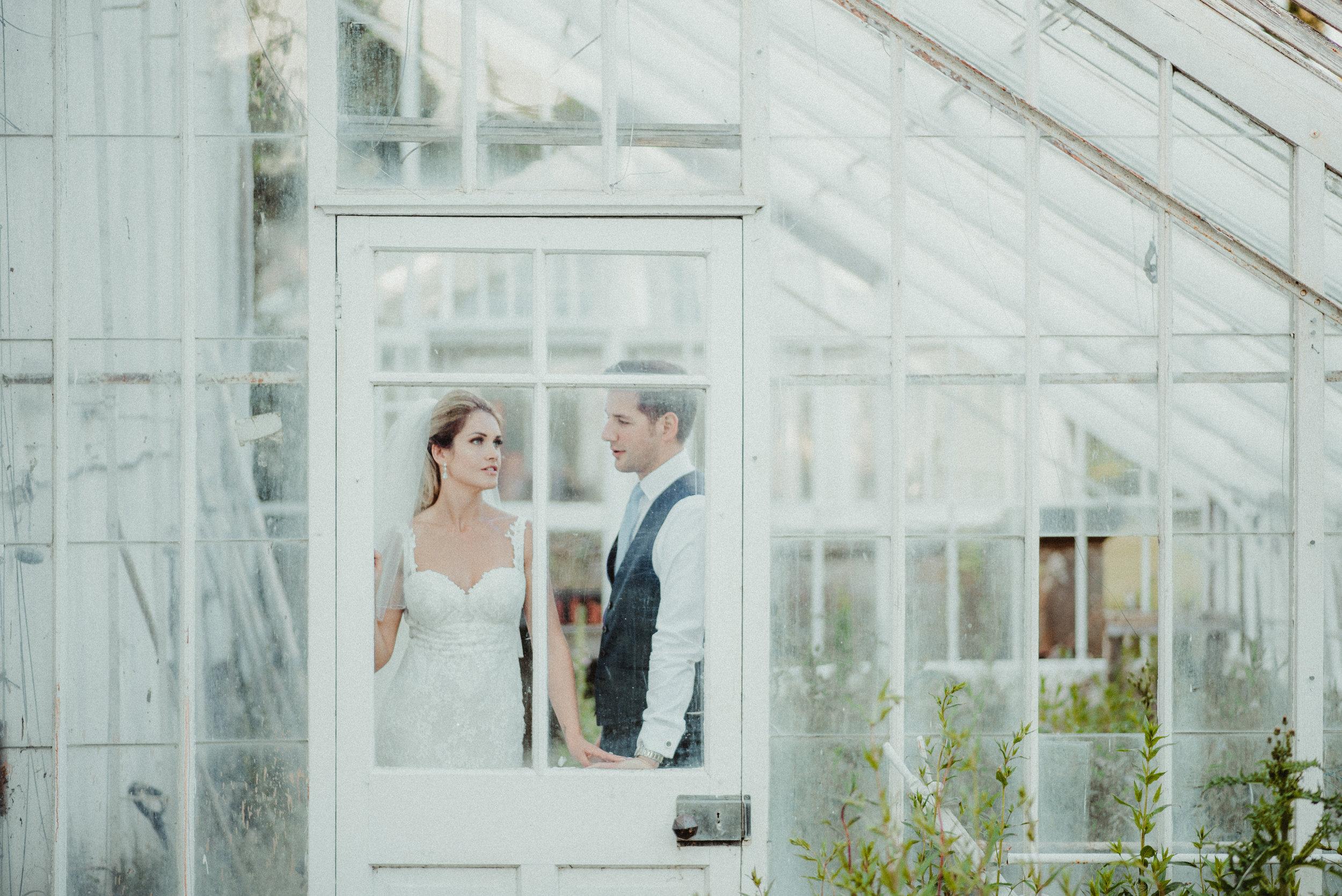 Joanne + Dario - Carlowrie Castle