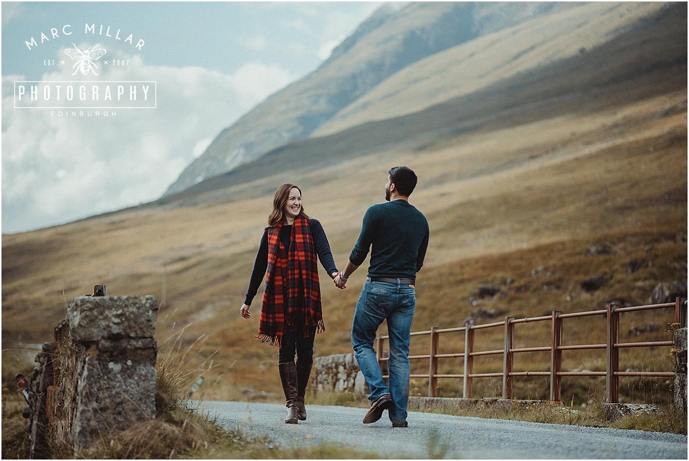 Scottish Wedding photographer by Marc Millar Photography