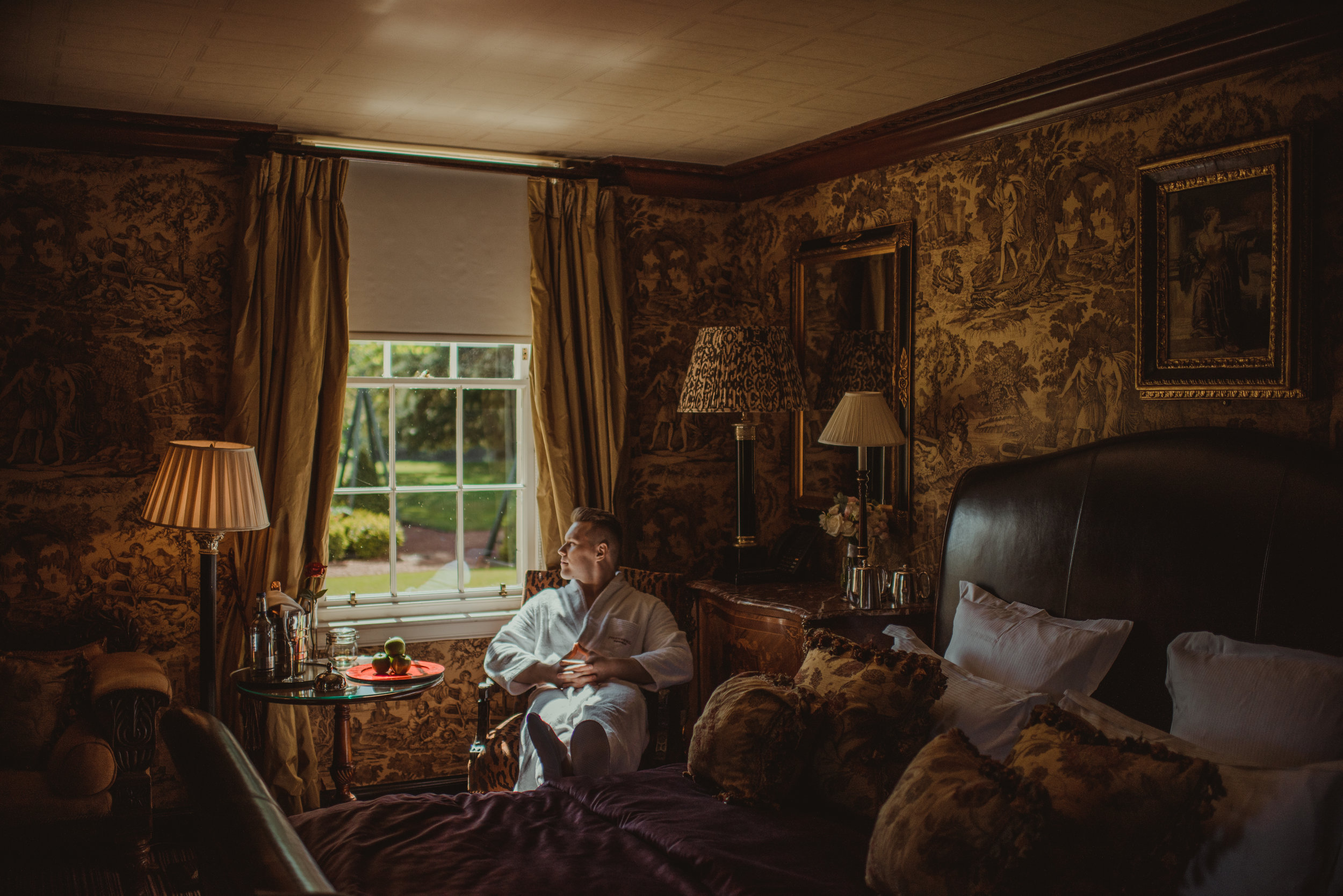 Prestonfield House Wedding photography by Marc Millar Photography