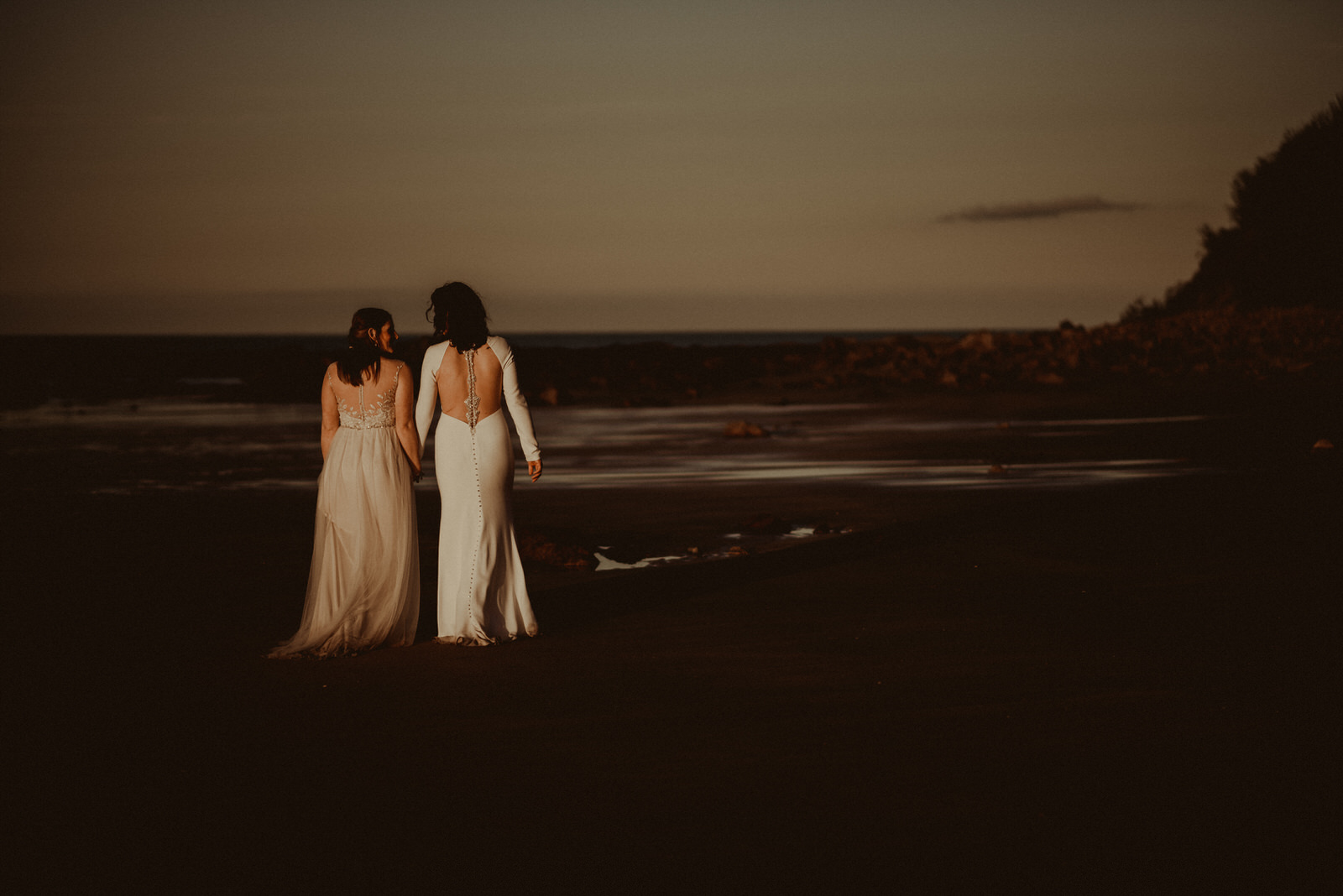 Tyninghame Village Hall Wedding by Marc Millar Photography