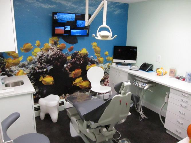 The Ocean Room